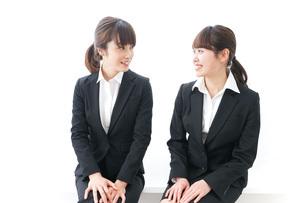 新入社員の写真素材 [FYI04722906]