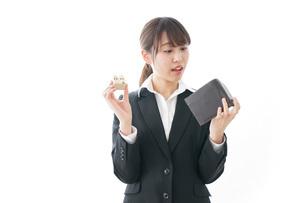 不動産と財布の写真素材 [FYI04723212]