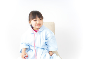 子どもドクターの写真素材 [FYI04723970]