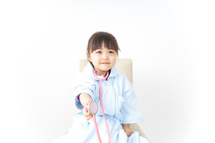 子どもドクターの写真素材 [FYI04723972]