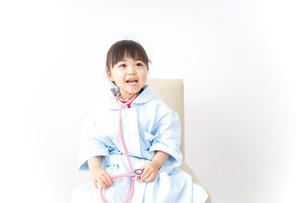 子どもドクターの写真素材 [FYI04723975]