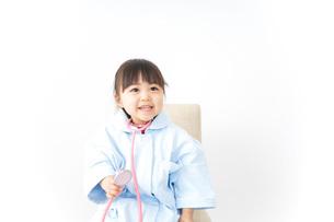 子どもドクターの写真素材 [FYI04723976]