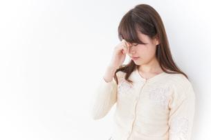 頭痛の写真素材 [FYI04724483]