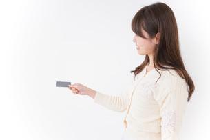 クレジットカード支払いの写真素材 [FYI04724495]