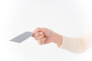 クレジットカード支払いの写真素材 [FYI04724504]