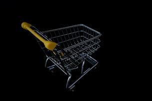 ショッピングカートの写真素材 [FYI04724570]