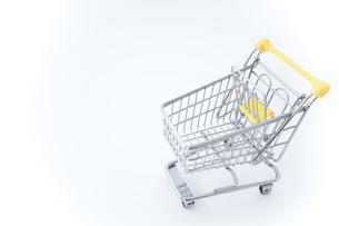 ショッピングカートの写真素材 [FYI04724575]