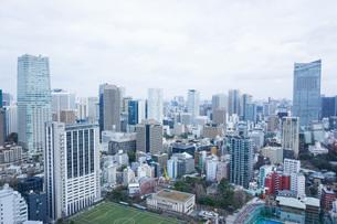 東京風景の写真素材 [FYI04724609]