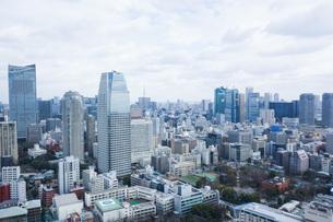 東京風景の写真素材 [FYI04724614]