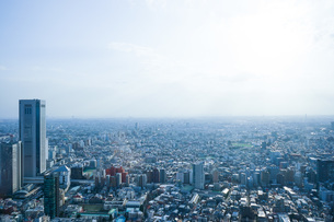 東京風景の写真素材 [FYI04724616]