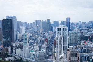 東京風景の写真素材 [FYI04724617]