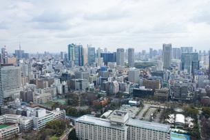 東京風景の写真素材 [FYI04724619]