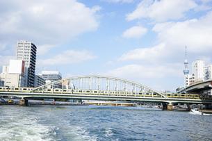 東京風景の写真素材 [FYI04724621]
