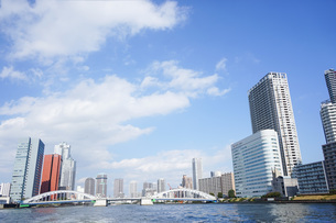 東京風景の写真素材 [FYI04724623]