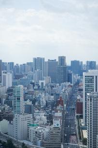 東京風景の写真素材 [FYI04724627]