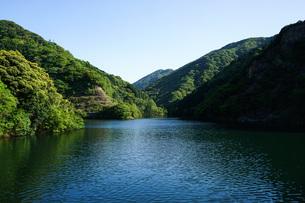 ダム・水源イメージの写真素材 [FYI04724631]