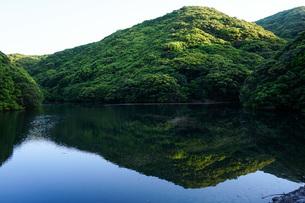 ダム・水源イメージの写真素材 [FYI04724632]