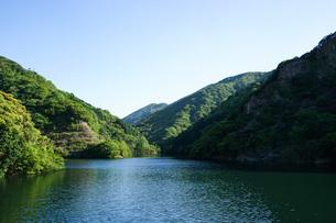 ダム・水源イメージの写真素材 [FYI04724633]