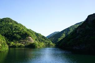 ダム・水源イメージの写真素材 [FYI04724634]