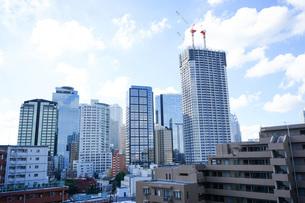 東京風景の写真素材 [FYI04724639]
