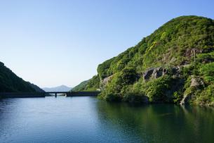 ダム・水源イメージの写真素材 [FYI04724642]