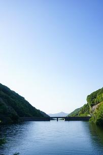 ダム・水源イメージの写真素材 [FYI04724644]