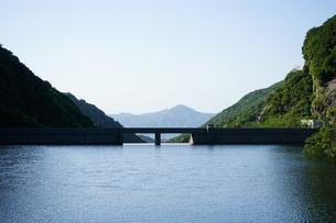ダム・水源イメージの写真素材 [FYI04724649]