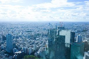 東京風景の写真素材 [FYI04724652]