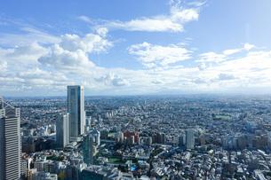東京風景の写真素材 [FYI04724656]