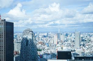 東京風景の写真素材 [FYI04724657]