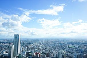 東京風景の写真素材 [FYI04724658]