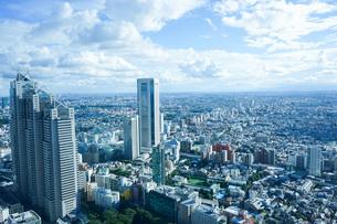 東京風景の写真素材 [FYI04724662]