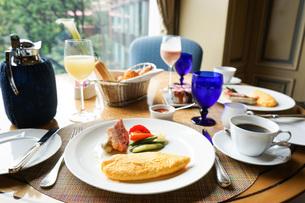 朝食イメージの写真素材 [FYI04725072]