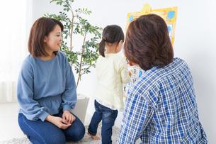 子供の英語教室の写真素材 [FYI04725702]