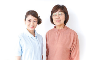 高齢者医療の写真素材 [FYI04725831]