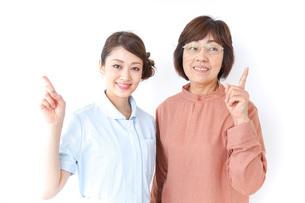 高齢者医療の写真素材 [FYI04725836]