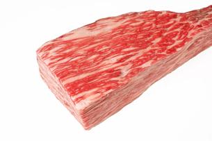 黒毛和牛 もも肉 ブロック 等級5の写真素材 [FYI04727083]