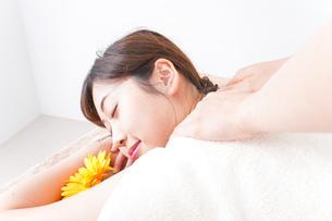 美容・スパ・エステイメージの写真素材 [FYI04727414]