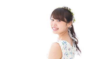 花嫁の写真素材 [FYI04727540]