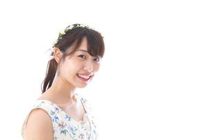 花嫁の写真素材 [FYI04727543]