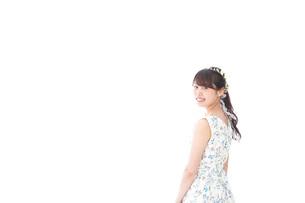 花嫁の写真素材 [FYI04727552]
