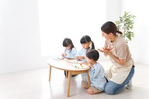 幼稚園の写真素材 [FYI04727611]