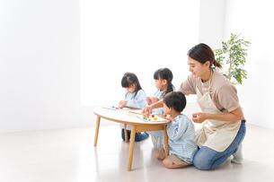 幼稚園の写真素材 [FYI04727621]