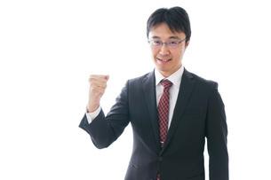 ビジネスマンの写真素材 [FYI04727632]