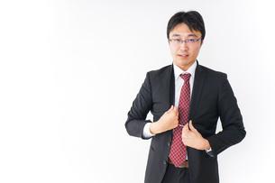 ビジネスマンの写真素材 [FYI04727638]