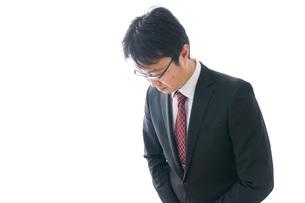 ビジネスマンの写真素材 [FYI04727644]
