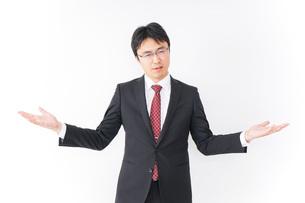 ビジネスマンの写真素材 [FYI04727649]