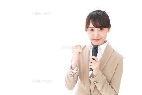 選挙・投票・演説の写真素材 [FYI04727650]