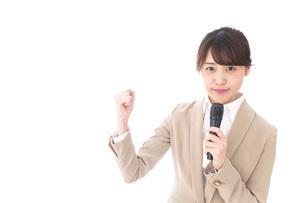 選挙・投票・演説の写真素材 [FYI04727651]