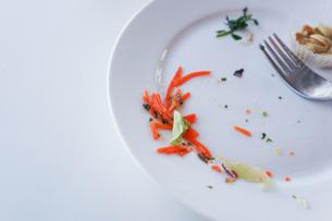 食べ残しイメージの写真素材 [FYI04727929]